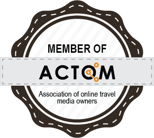 Badge member of ASTOM - EN