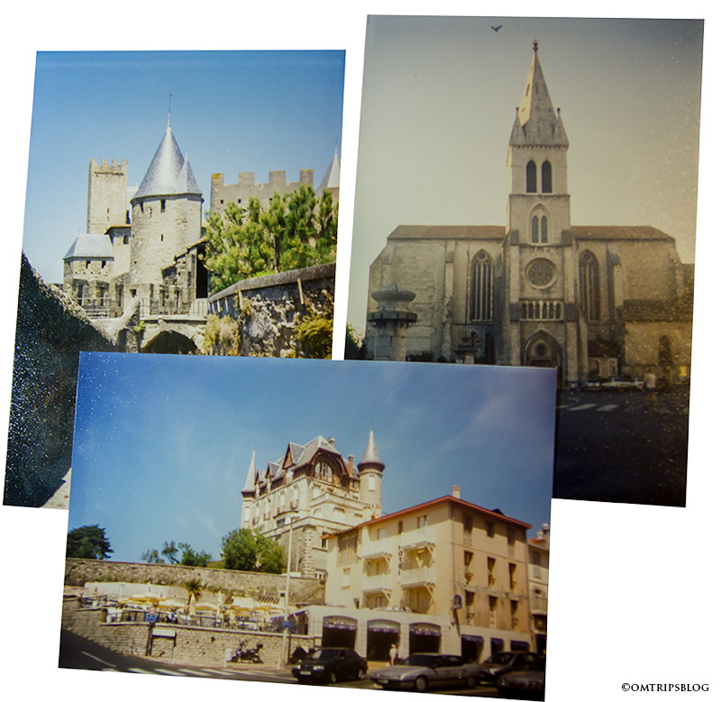 4 places in France.Om TripsBlog