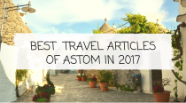The best travel articles by ASTOM in 2017