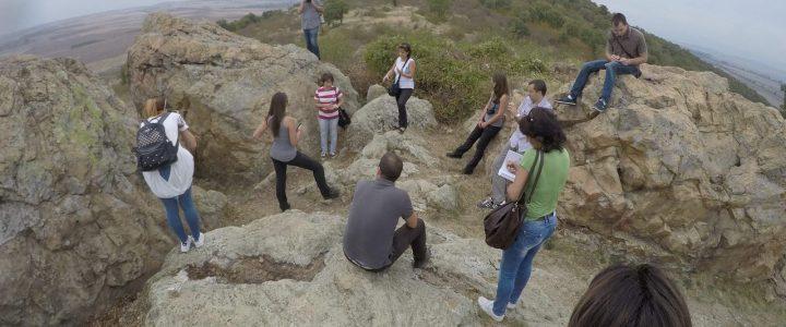 АСТОМ на път: Из древния град Кабиле и безистена в Ямбол