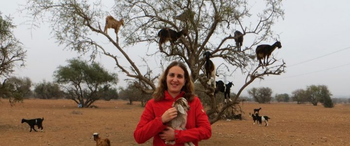 Блиц интервю: Надя от NTripping