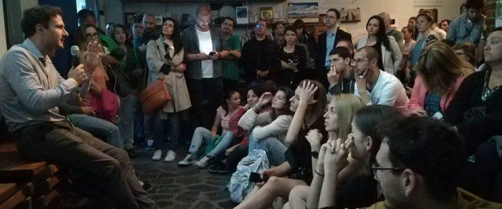 АСТОМ събра десетки травъл блогъри в Клуба на пътешественика през юни