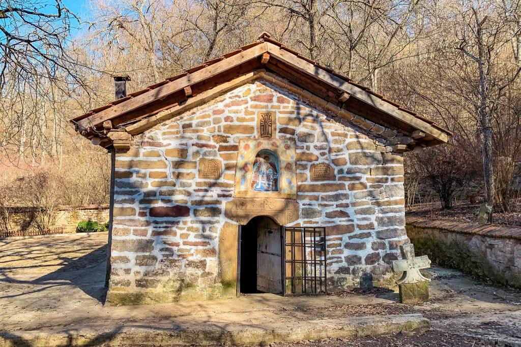 Любомира-Данова---Огледалото-на-Мира---Шумски-манастир-Св