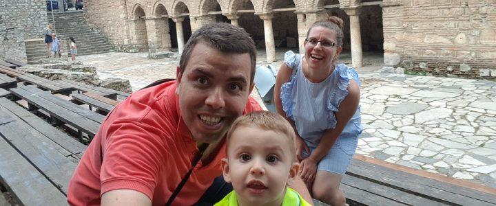 Блиц интервю: Надежда, Панайот и Стефи от Family Travel Spirit