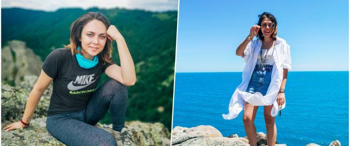 Блиц интервю: Саня от Sanya's World