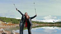 Прес трип Рила: Смрадливото езеро, Рибни езера и връх Йосифица